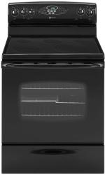 Brand: Maytag, Model: MER5875RAN, Color: Black