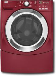 Brand: MAYTAG, Model: MHWE300VF, Color: Crimson