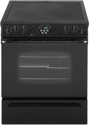 Brand: MAYTAG, Model: MES5875BA, Color: Black