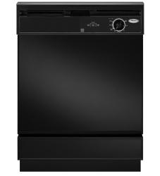 Brand: Whirlpool, Model: DU810SWPT, Color: Black
