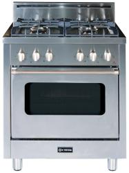 Brand: Verona, Model: VEFSGG30SS, Color: Stainless Steel