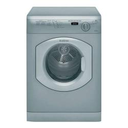 Brand: Ariston, Model: ASL65VXSNA, Style: 24 Inch Vented Electric Dryer