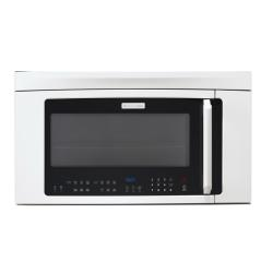 Brand: Electrolux, Model: EI30BM55HW, Color: Black on White
