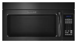 Brand: KITCHENAID, Model: KHMC1857WSS, Color: Black