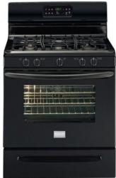 Brand: FRIGIDAIRE, Model: DGGF3032KW, Color: Black