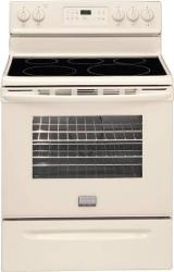 Brand: Frigidaire, Model: DGEF3031KW, Color: Bisque