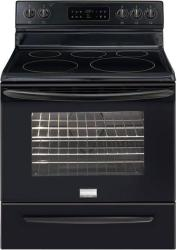 Brand: Frigidaire, Model: DGEF3031KW, Color: Black