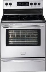 Brand: Frigidaire, Model: DGEF3031KQ, Color: Stainless Steel