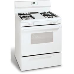 Brand: FRIGIDAIRE, Model: FGF326KB, Color: White