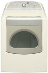 Brand: Whirlpool, Model: WED6400SG, Color: Gold Metallic on Bisque