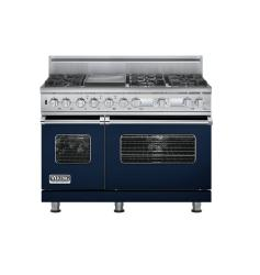 Brand: Viking, Model: VDSC548T6QMS, Color: Viking Blue