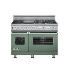 Brand: Viking, Model: VDSC548T6QMS, Color: Sage