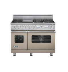 Brand: Viking, Model: VDSC548T6QGM, Color: Taupe