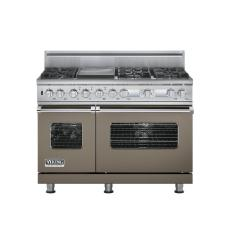 Brand: Viking, Model: VDSC548T6QMS, Color: Stone Gray