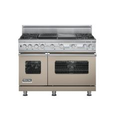 Brand: Viking, Model: VDSC548T4GQTP, Color: Taupe