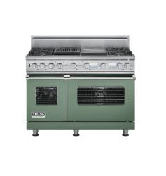 Brand: Viking, Model: VDSC548T4GQBK, Color: Mint Julep