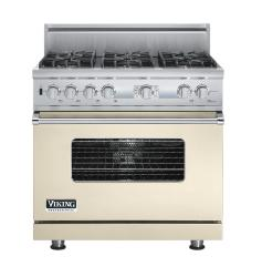Brand: Viking, Model: VDSC536T6BCW, Fuel Type: Biscuit