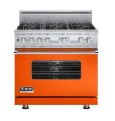 Brand: Viking, Model: VDSC536T6BCW, Fuel Type: Pumpkin