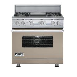 Brand: Viking, Model: VDSC536T4GSA, Color: Taupe