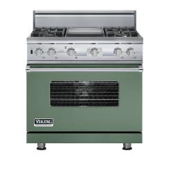 Brand: Viking, Model: VDSC536T4GGG, Color: Mint Julep