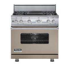 Brand: Viking, Model: VDSC536T4QAR, Color: Taupe