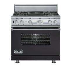 Brand: Viking, Model: VDSC536T4QAR, Color: Graphite Gray
