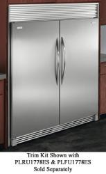 Brand: FRIGIDAIRE, Model: DUOTRIMKIT, Style: Dual Unit Trim Kit