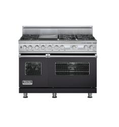 Brand: Viking, Model: VDSC548T6GTP, Fuel Type: Graphite Gray, Natural Gas