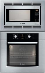 Brand: Bosch, Model: HBL570UC, Color: Stainless Steel