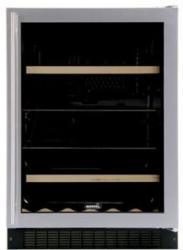 Brand: MARVEL, Model: 6BARMWWGR, Color: Black Frame Glass Door