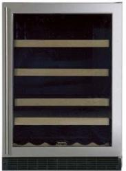 Brand: MARVEL, Model: 6SBAREBDR, Color: Stainless Steel Frame Glass Door