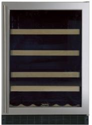 Brand: MARVEL, Model: 6SBAREBDL, Color: Stainless Steel Frame Glass Door