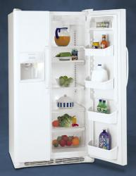 Brand: FRIGIDAIRE, Model: FRS6R3EW, Color: White