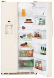 Brand: Frigidaire, Model: FRS6HR5HSB, Color: Bisque