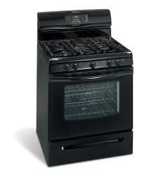 Brand: FRIGIDAIRE, Model: GLGF389GB, Color: Black