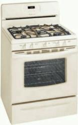 Brand: Frigidaire, Model: GLGF388DS, Color: Bisque-on-Bisque