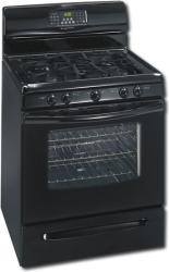 Brand: Frigidaire, Model: GLGF388DS, Color: Black-on-Black