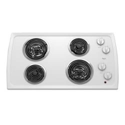 Brand: Whirlpool, Model: RCS3614RS, Color: White