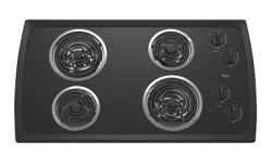 Brand: Whirlpool, Model: RCS3614RS, Color: Black