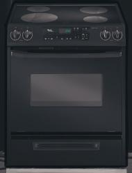 Brand: Whirlpool, Model: GY398LXPB, Color: Black