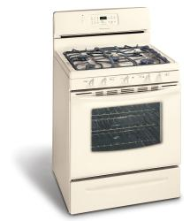 Brand: Frigidaire, Model: GLGF386DC, Color: Bisque-on-Bisque