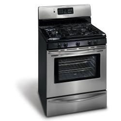 Brand: Frigidaire, Model: GLGF386DS, Color: Stainless Steel/Black