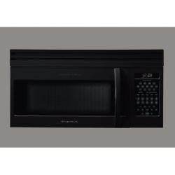 Brand: Frigidaire, Model: GLMV169DS, Color: Black on Black