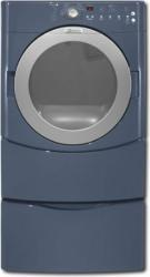 Brand: MAYTAG, Model: MGD9800TK, Color: Arctic Blue