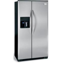 Brand: FRIGIDAIRE, Model: FSC23F7HB, Color: Stainless Steel/Black Cabinet
