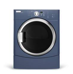Brand: Maytag, Model: MEDZ600TW, Color: Arctic Blue