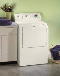 Brand: MAYTAG, Model: MDE7400AYQ, Color: Bisque