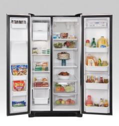 Brand: FRIGIDAIRE, Model: FRS3HR35KS