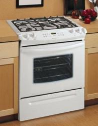 Brand: Frigidaire, Model: FCS366EB, Color: White on White
