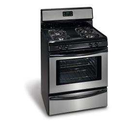 Brand: Frigidaire, Model: FGF337EW, Color: Stainless Steel